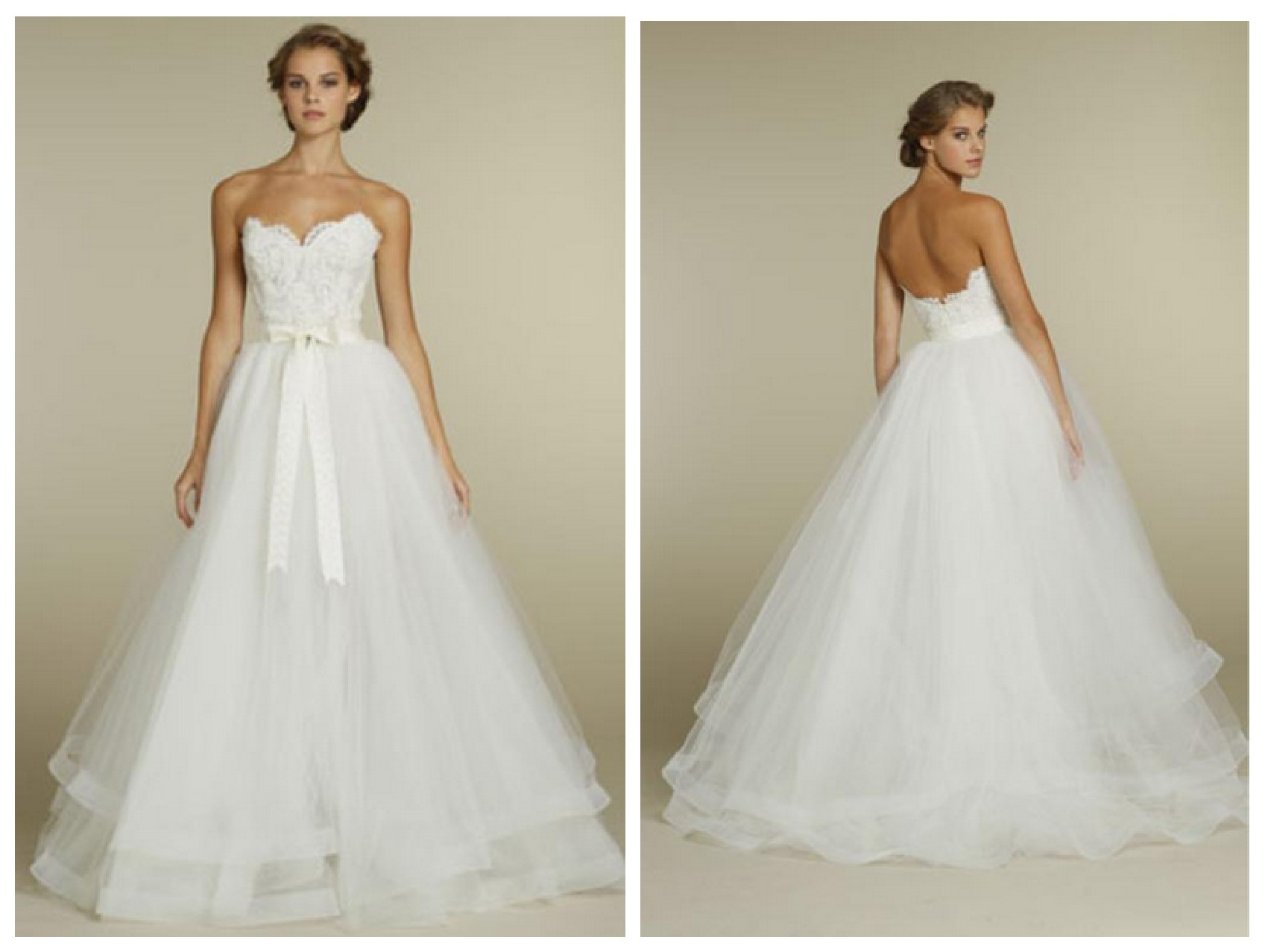 Wedding Experts Pick For Top 10 Wedding Gowns