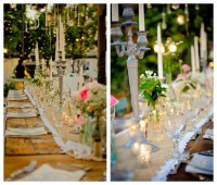 Vintage Chic Style Wedding - Rustic Wedding Chic