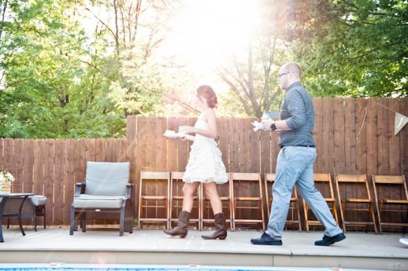 Backyard Country Wedding Ideas
