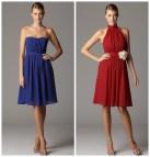 Short Flowy Bridesmaid Dresses