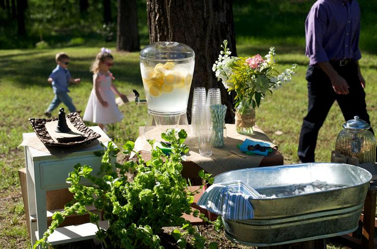 Southern Country Farm Wedding: Susanna + Brian