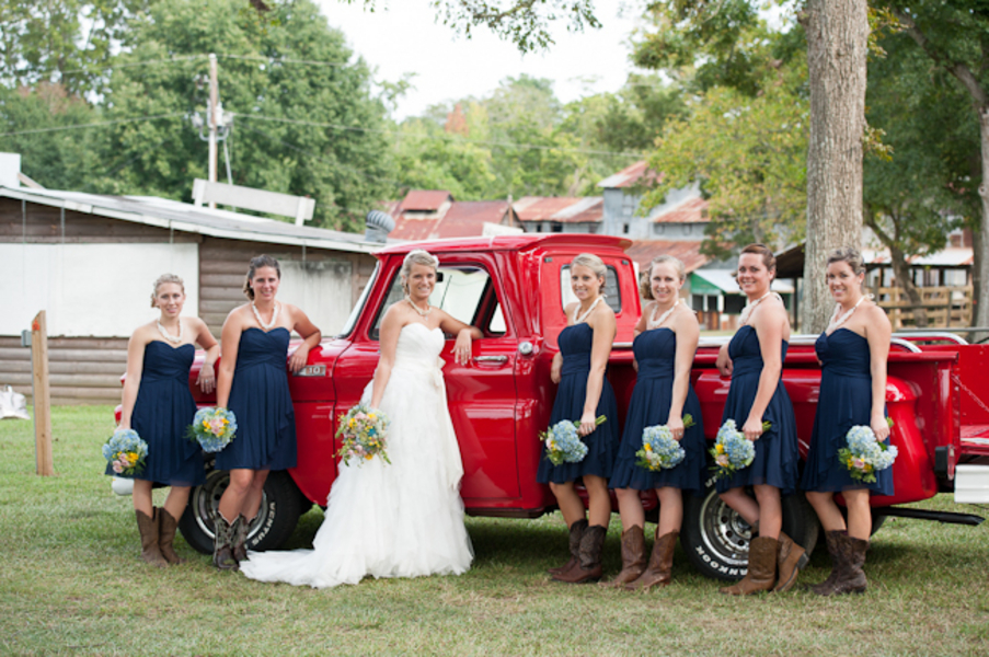 Southern Country Style Wedding  Rustic Wedding Chic