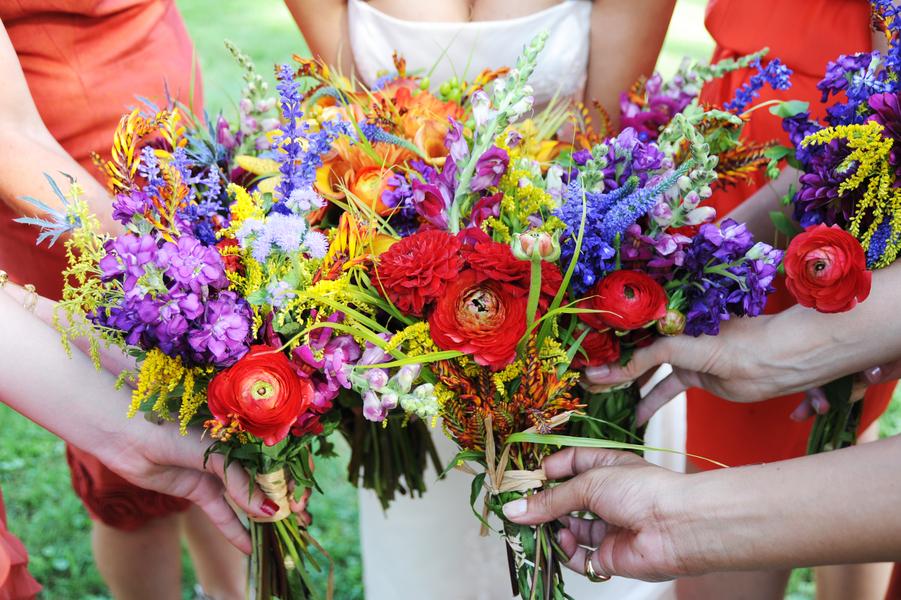 Vermont Rustic Wedding
