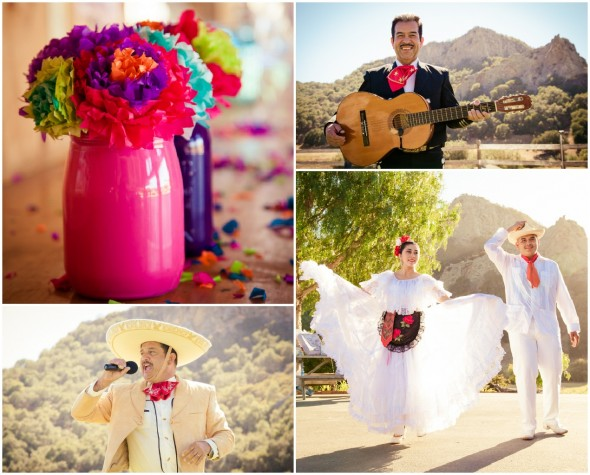 Authentic Mexican Wedding  Rustic Wedding Chic