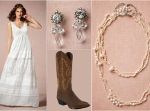 Ask Maggie: Wedding Dress With Cowboy Boots - Rustic ...