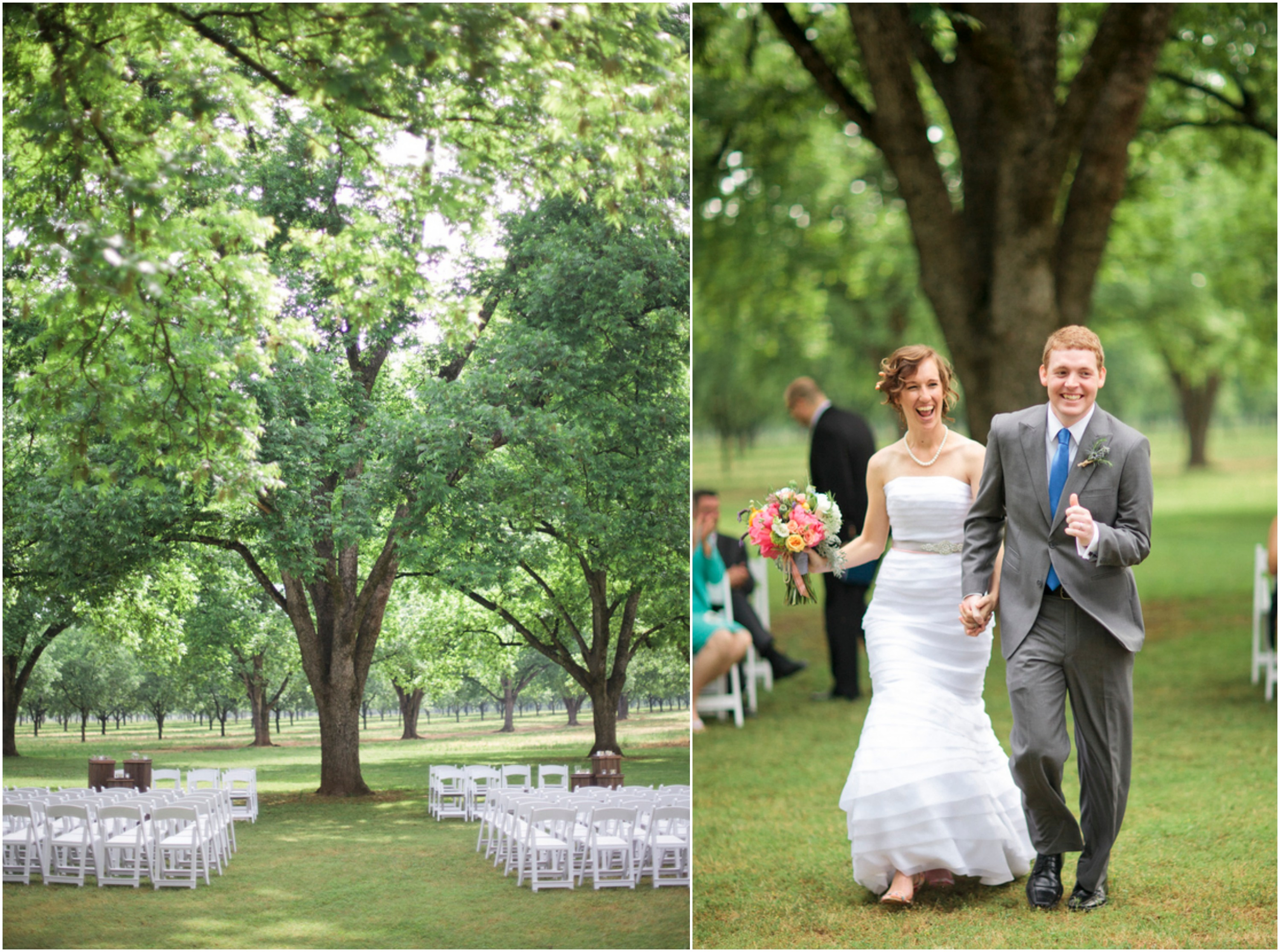 Outdoor Southern Rustic Wedding  Rustic Wedding Chic