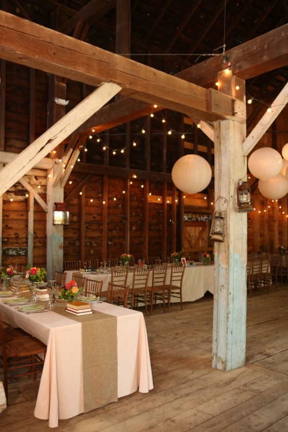 TOP 10 Barn STYLE WEDDINGS FROM 2013 Rustic Wedding Chic