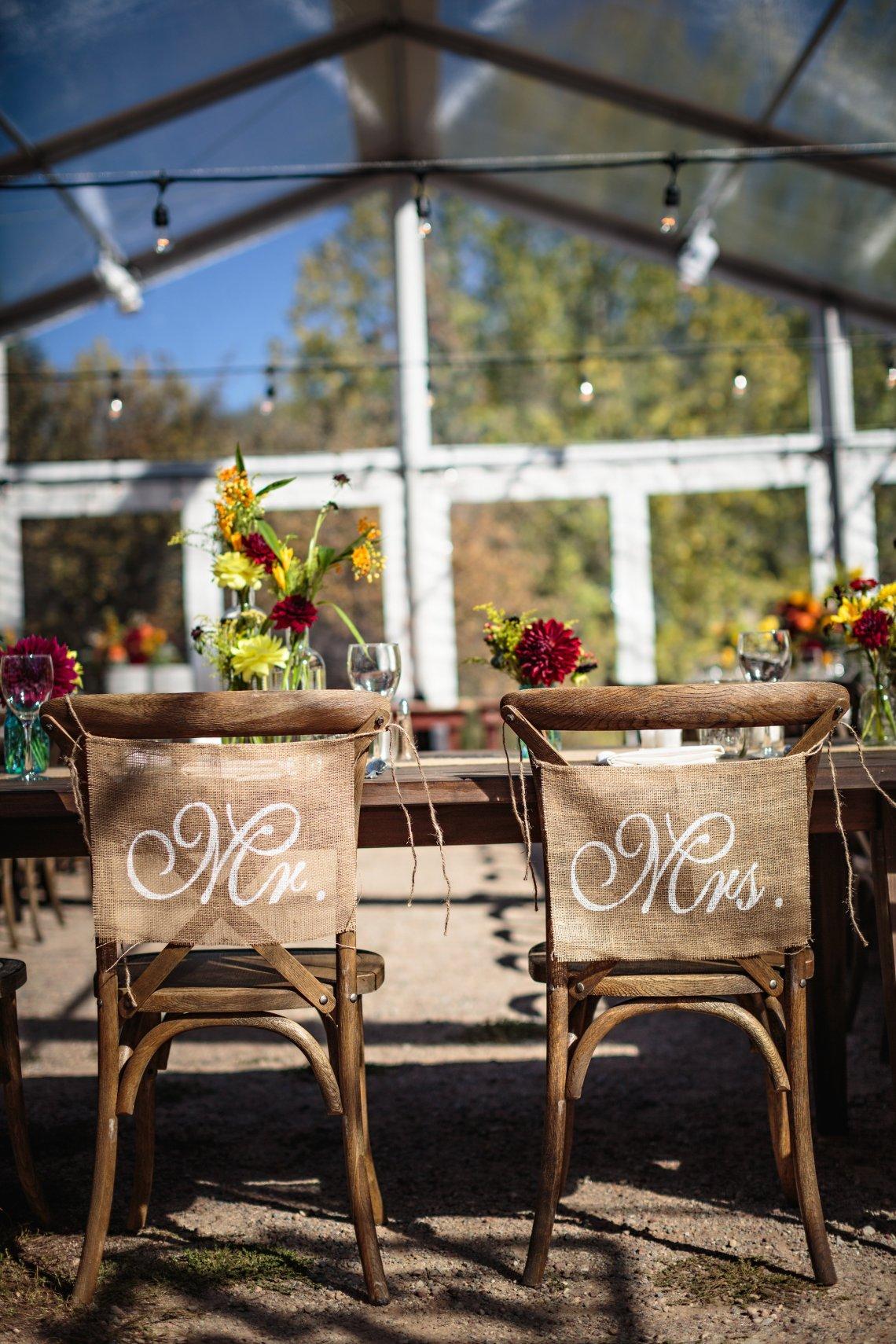 Rustic Elegant Aspen Wedding - Rustic Wedding Chic