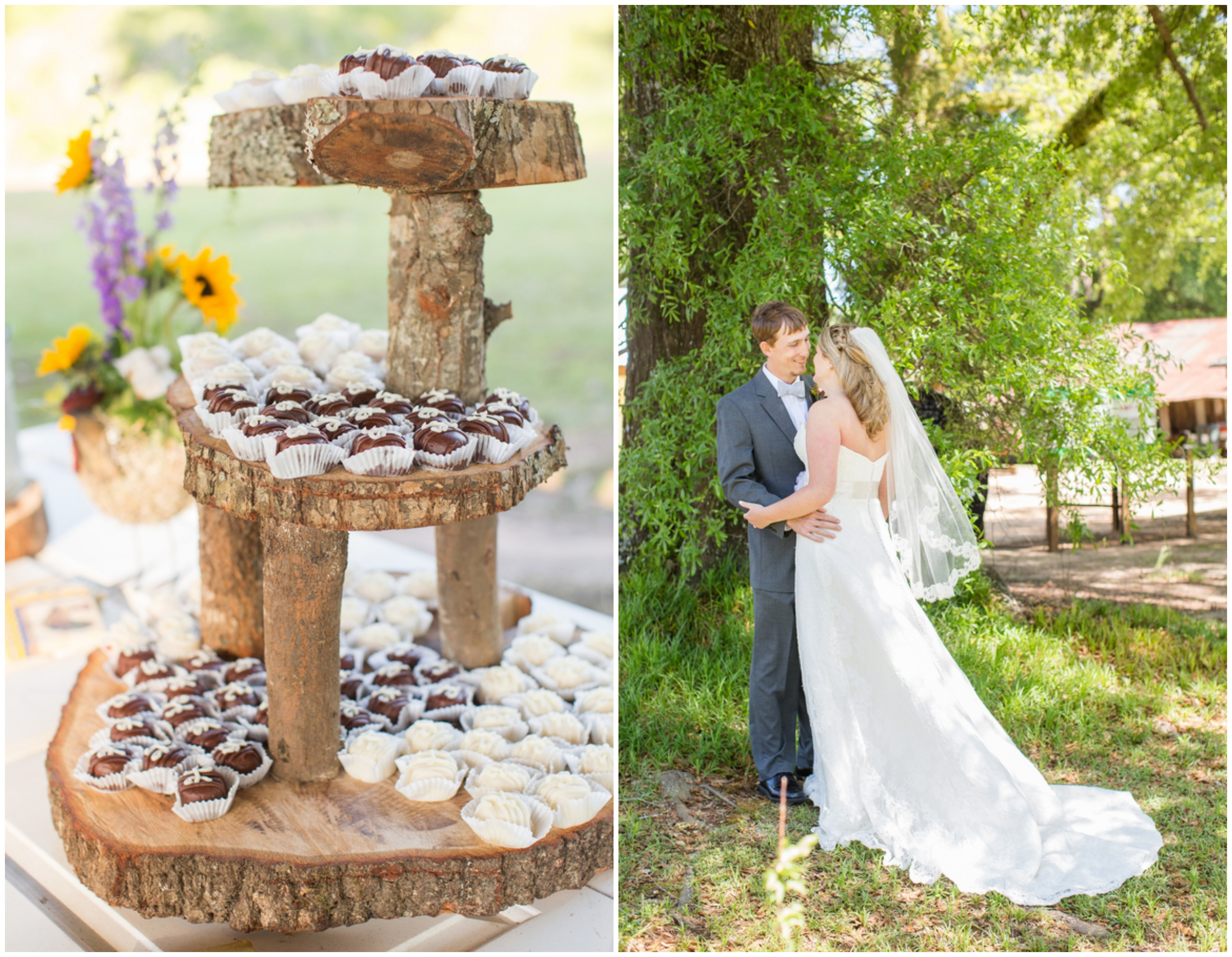 Rustic Chic Wedding Cake Ideas And Designs