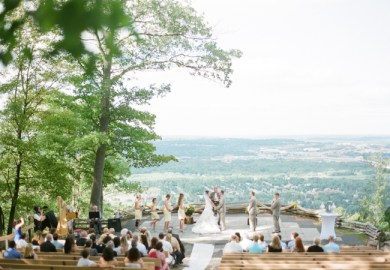 Outdoor Weddings In Wausau Wi