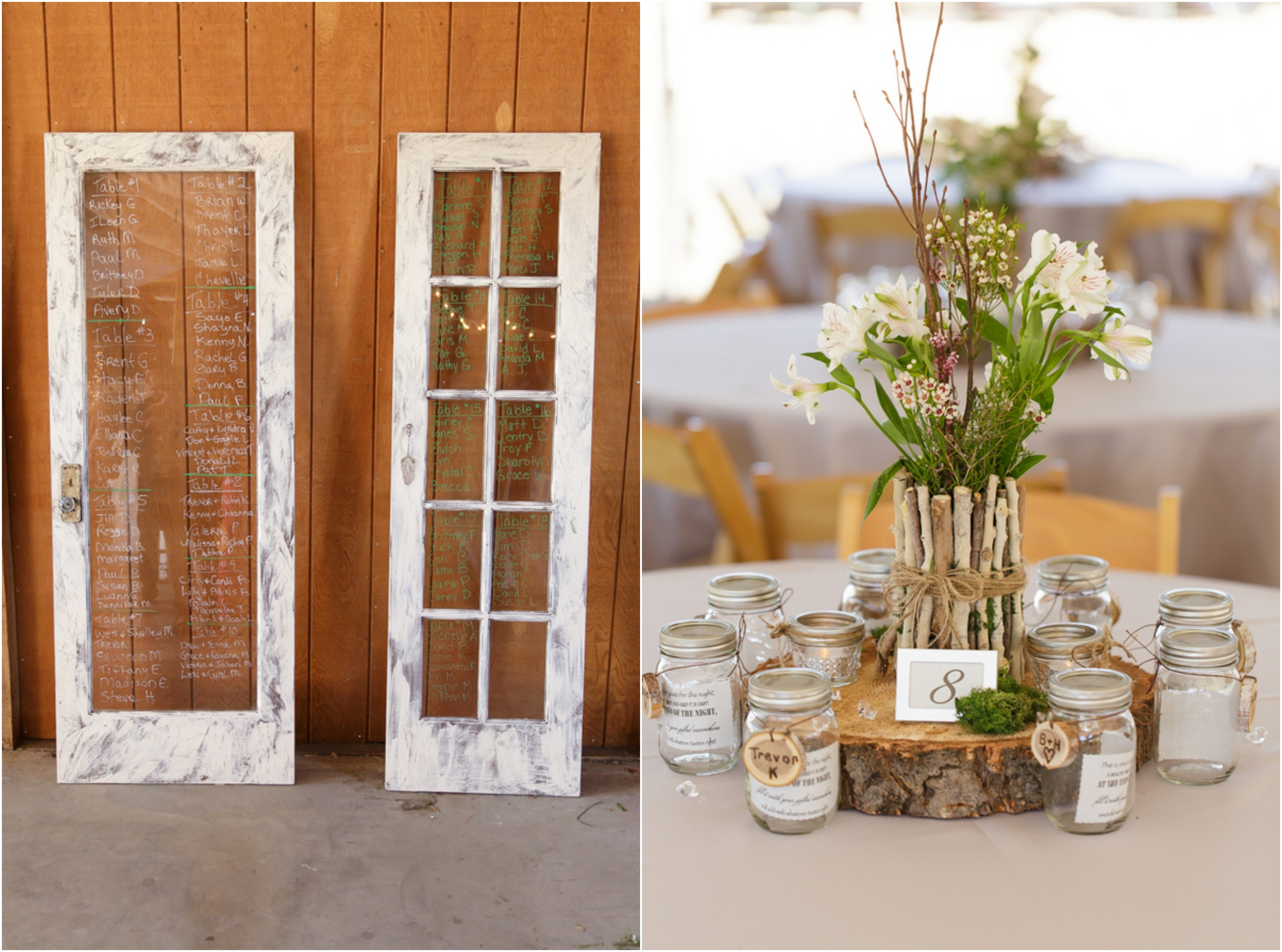 Country Glam Wedding  Rustic Wedding Chic