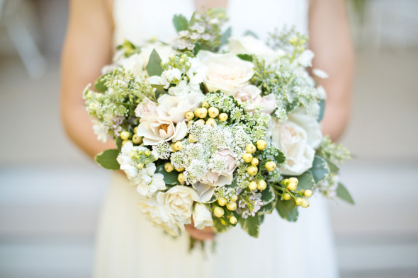 Rustic Chic Wedding Flowers