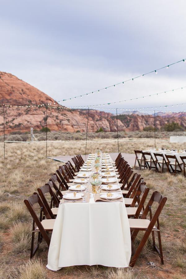 Zion National Park Wedding Rustic Wedding Chic