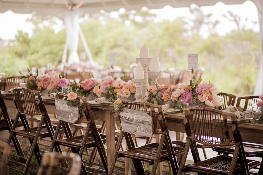Natural Beach Wedding With Rustic Style  Rustic Wedding Chic