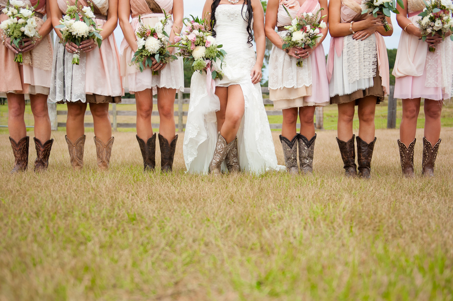 Country Florida Barn Wedding  Rustic Wedding Chic