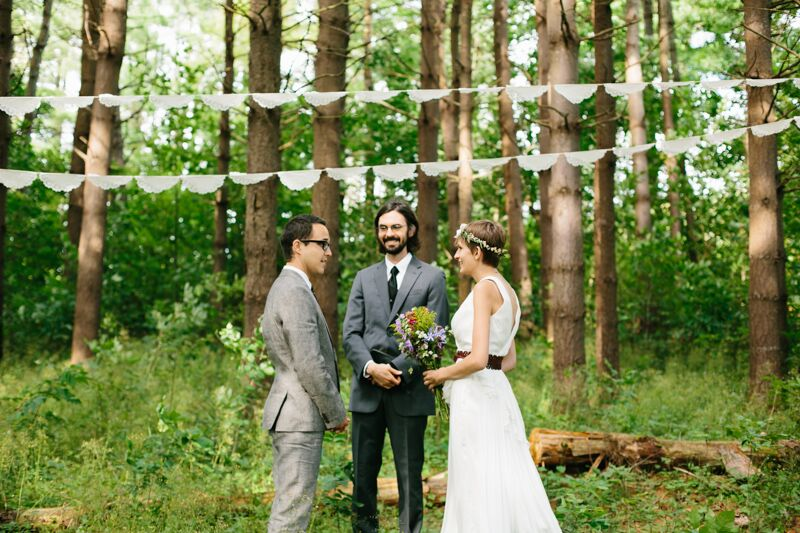 Simple Rustic Wedding Ideas