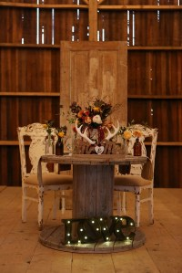 Rustic Cabin Wedding Inspiration - Rustic Wedding Chic