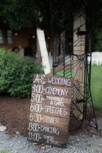 Shabby Chic Rustic Wedding