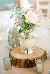Rustic Inspired Outdoor Wedding