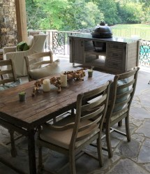 Rustic Woodworx Outdoor Furniture - Indoor