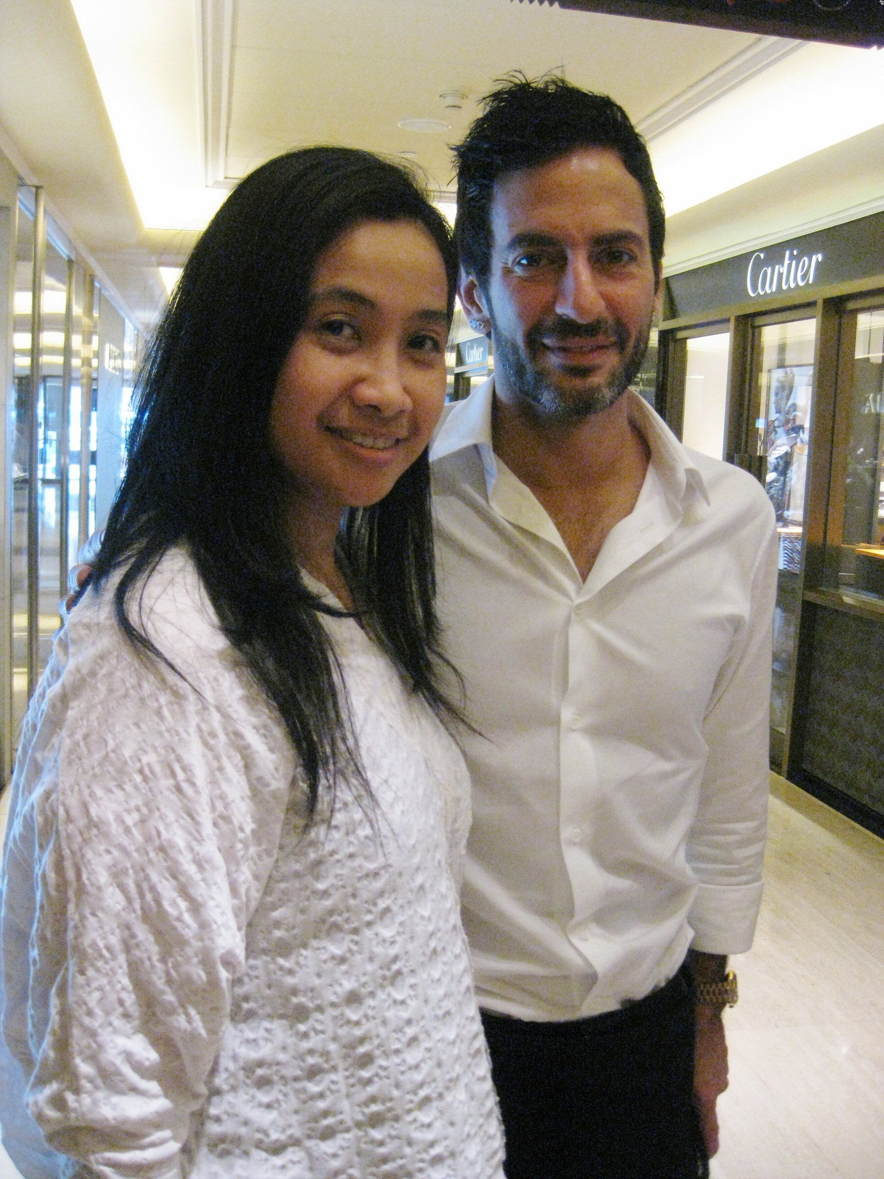 Rustika Herlambang and Marc Jacobs, Passion for Creation