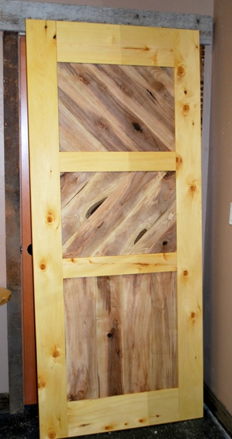 yellow cedar-english walnut
