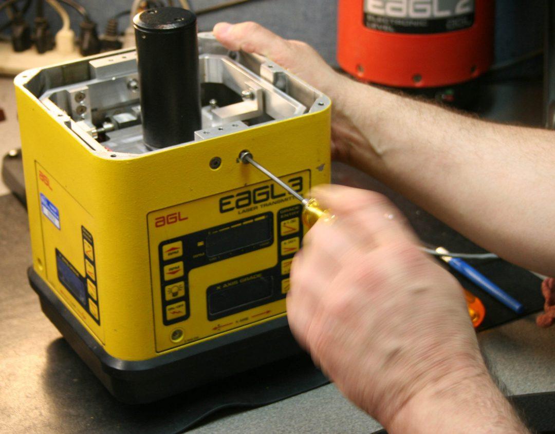 Laser tech preforming laser repair