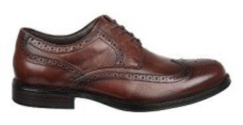 Mens Dockers Moritz Shoes Brown 90