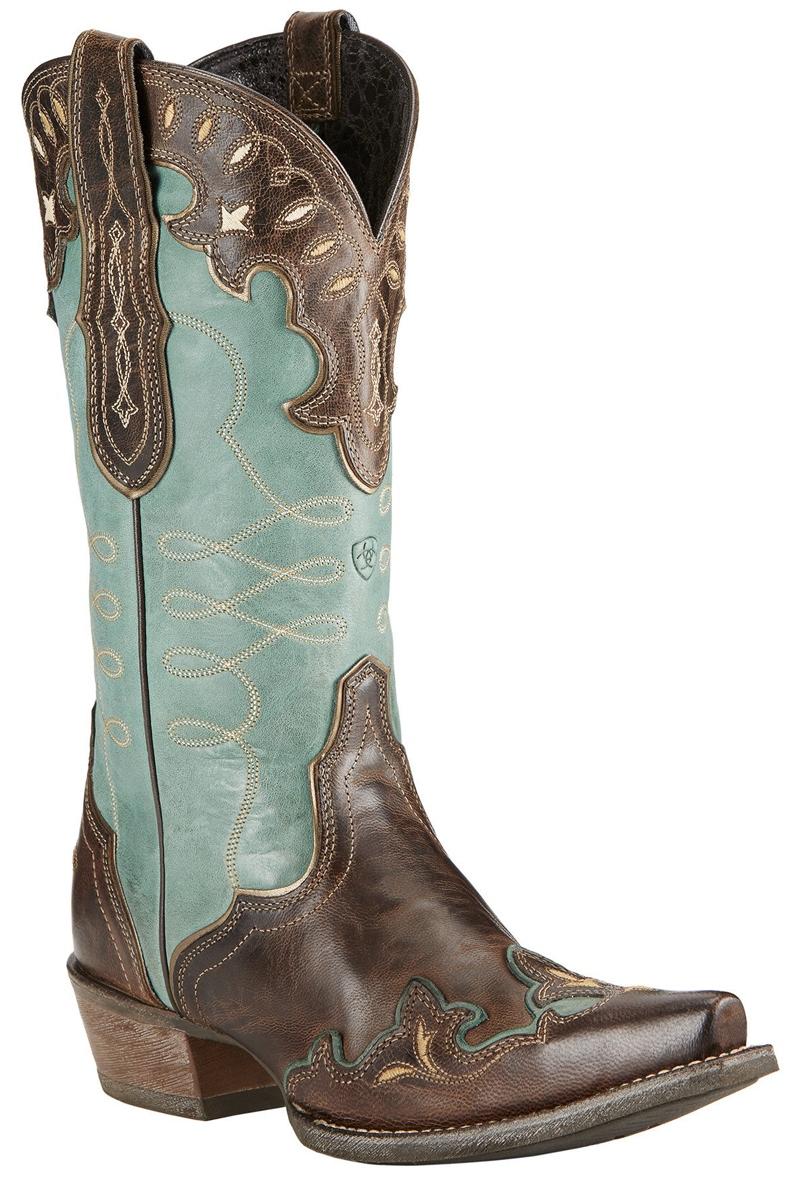 Zealous Western Boot-10015347