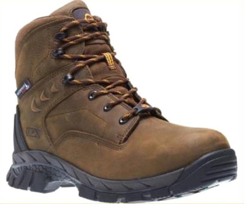 Wolverine Mens Glacier Ice Insulated Waterproof 8 Comp Toe Work Boot
