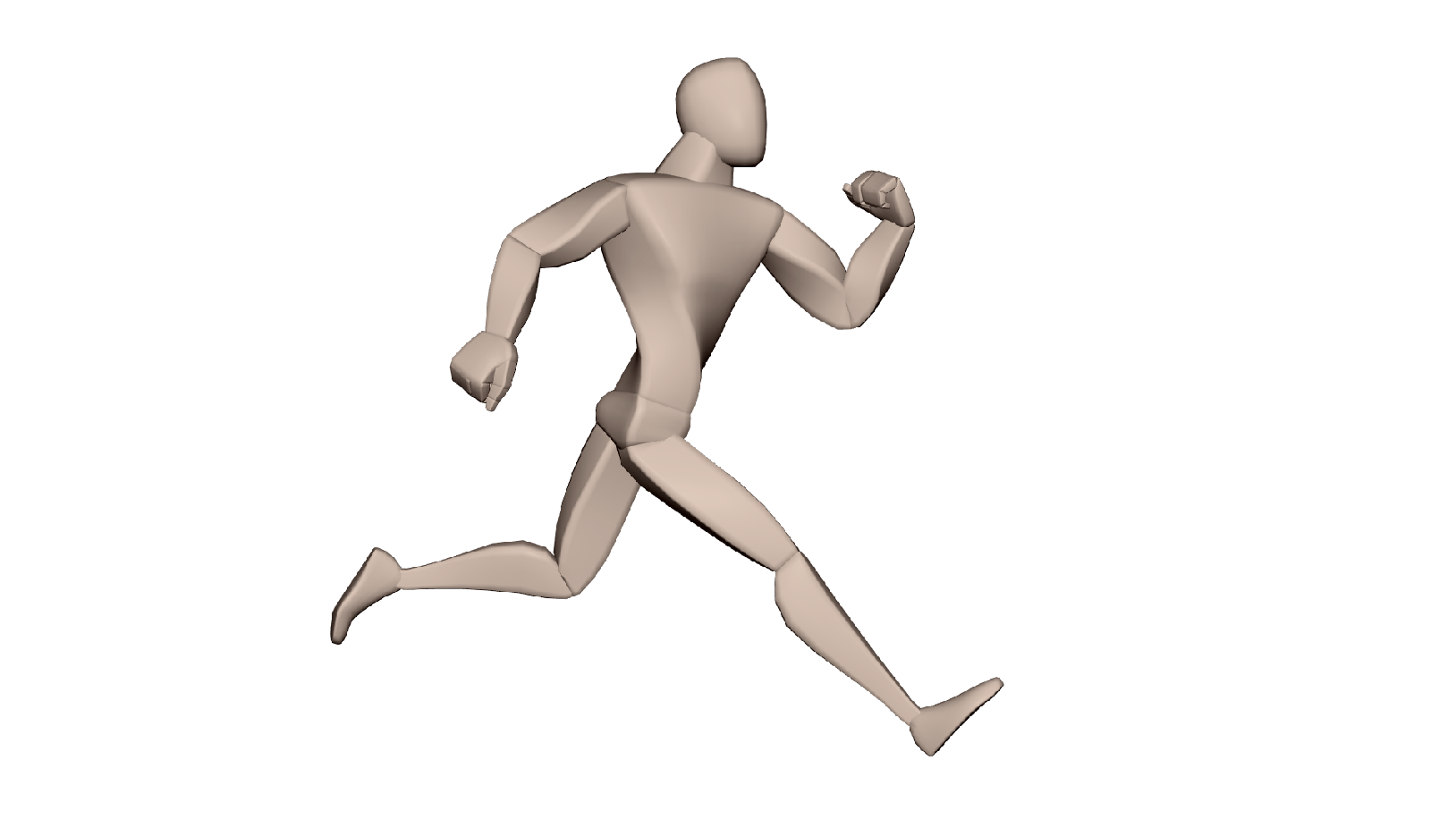 Run Cycle Step By Step 3d Animation Tutorial