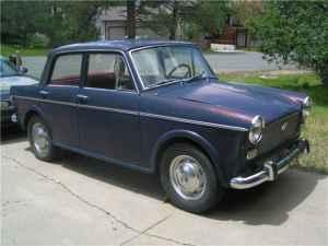 1964 Fiat 1100D right