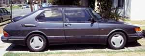 1988 Saab 900 SPG