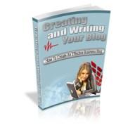 Creating and Writing You -Blog