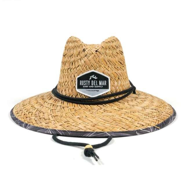 Jetty Straw Lifeguard Hat