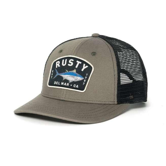 Blue Fin Tuna Trucker Hat