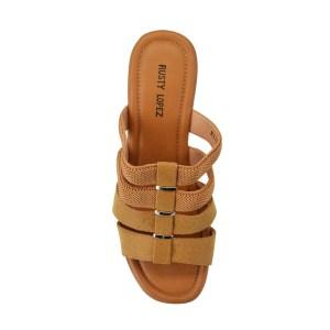 Bailey 20 Wedge Slip-On Sandals