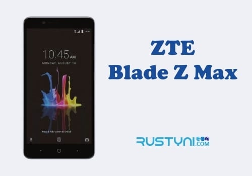 MetroPCS ZTE Blade Z Max User Manual