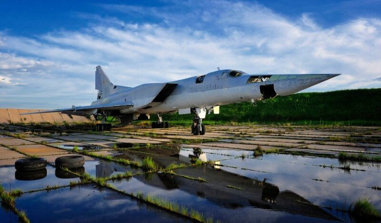 Abandoned Air Base