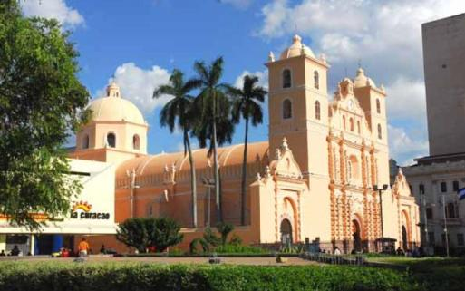 Catedral Tegus