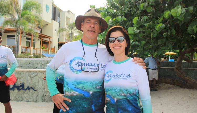 David Dachner and his wife first came to Roatan 13 years ago