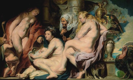 1650 jacob-jordaens portrait de groupe
