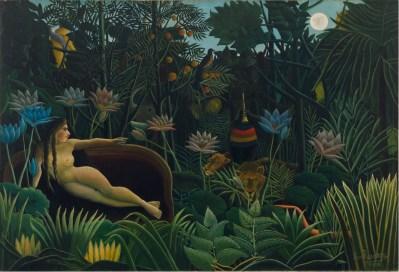Le rêve - 1910