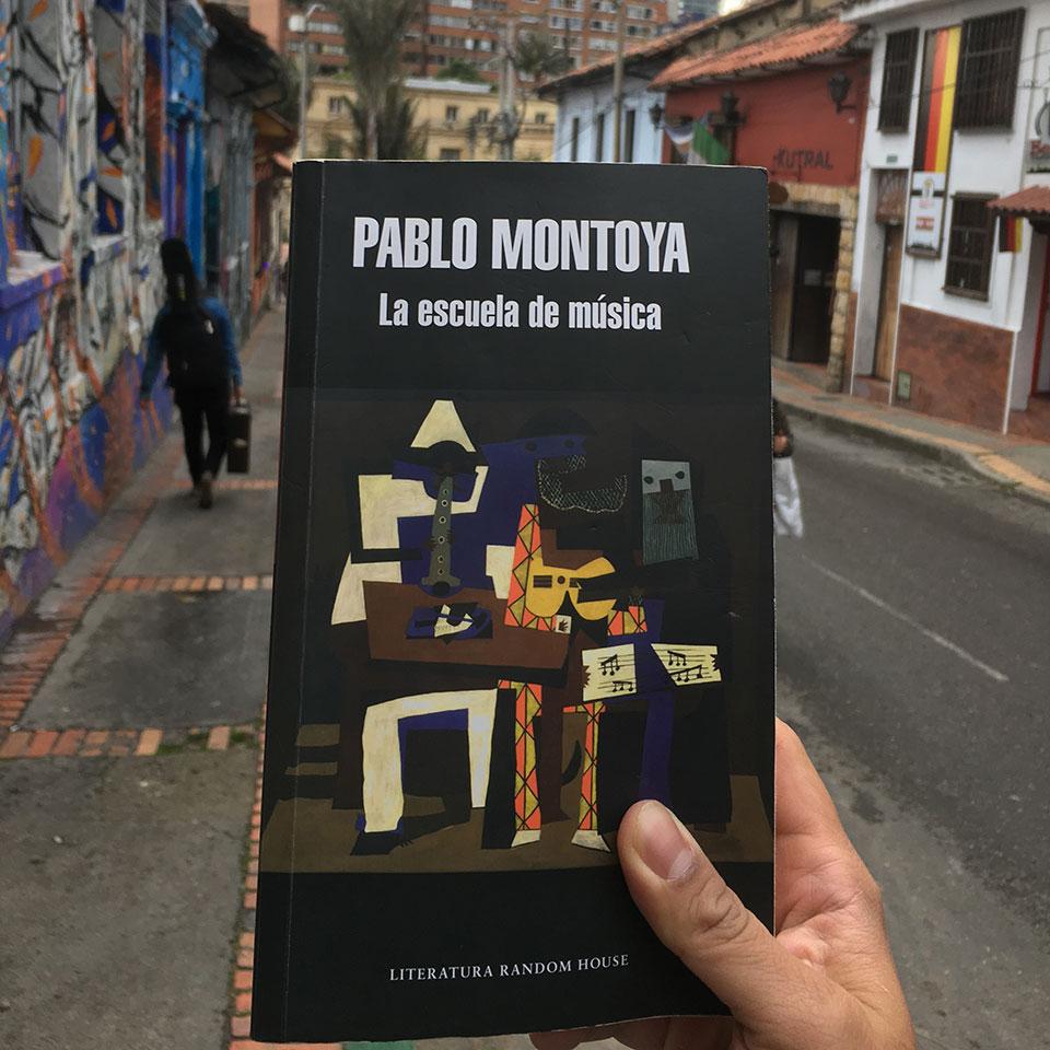 Pablo Montoya La Escuela de Música