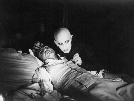Bruno Ganz Nosferatu