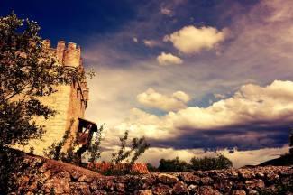 Torre de Loja. Quintana de Valdivielso.Archivo fotográfico de radio Valdivielso (www.radiovaldivielso.es)