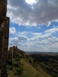 desde la fortaleza califal de Gormaz