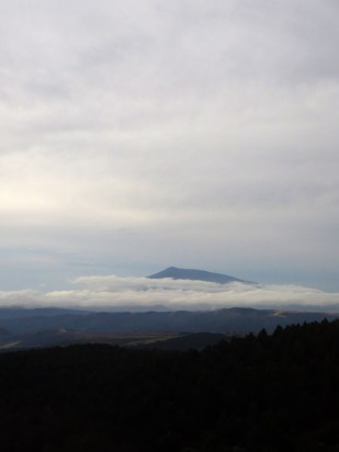 Moncayo. El monte sagrado.