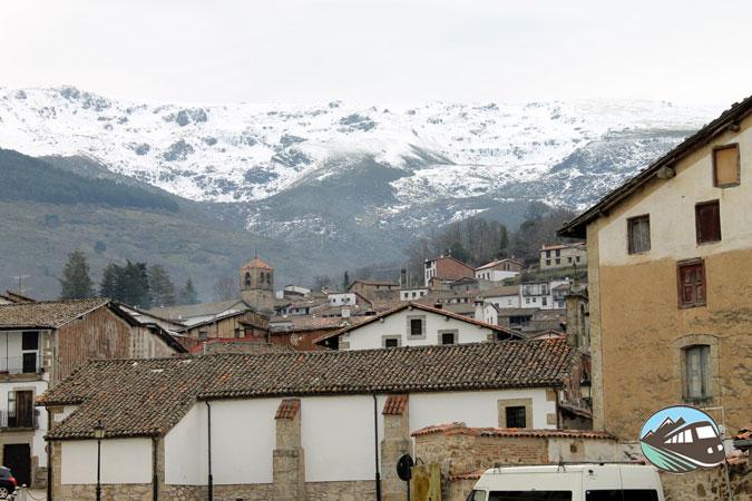 Nieve en Candelario