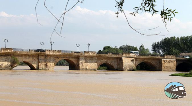 Puente sobre Ebro